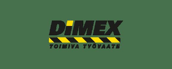 Dimex työvaatteet