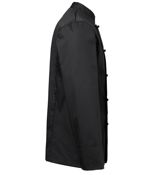 Kokkitakki musta 1603-201