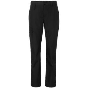 8004 naisten housut musta