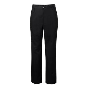 8631 housut miesten musta