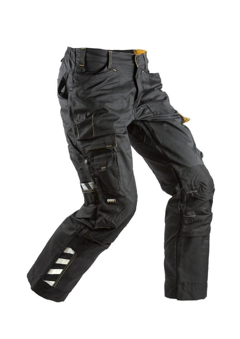 DIMEX 620-5 housut sivulta oik