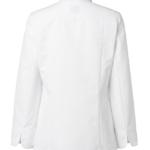 Kokinpaita 1058-201 naisten valkoinen takaa