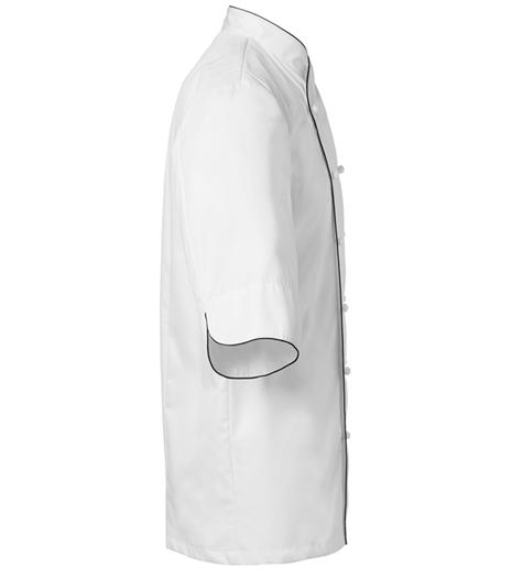 Kokintakki 1029-650 L,H valkoinen mustat tereet sivulta