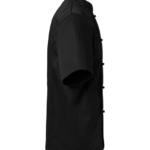 Kokintakki 1601-201 Unisex Musta Lyhythihainen Sivusta