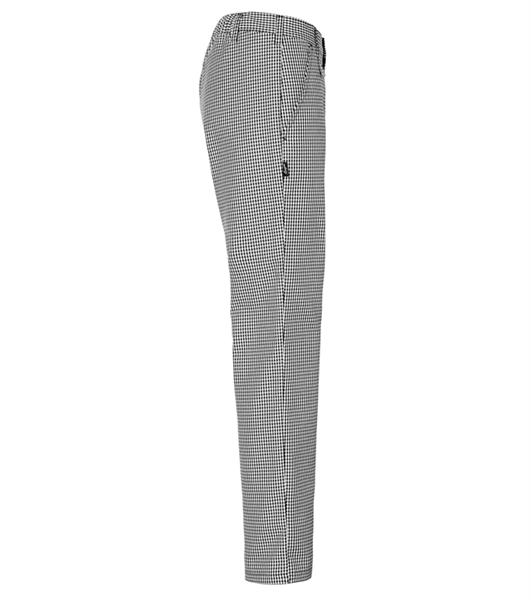 Naisten housut 8626-203 pepita sivusta