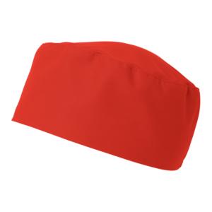 Päähine 1706-201 punainen resori