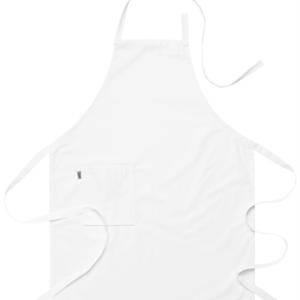 Rintalappuesiliina 5986 Suutarin essu valkoinen koko 75x95