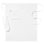 Vyötäröesiliina 5987-280 valkoinen koko 75x85