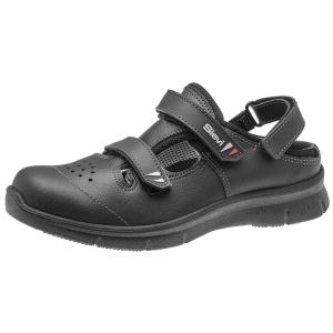 active 12225 ammattijalkineet sievi kengät musta
