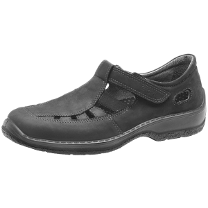 alex 12365 sievi ammattijalkine musta kengät