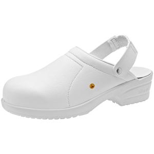 ammattijalkineet 12327 sievi fileblack kengät valkoinen