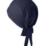 bandana 0571-299 laivastonsininen päähine takaa