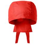 bandana 0571-299 punainen päähine