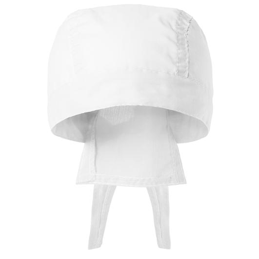 bandana 0571-299 valkoinen päähine