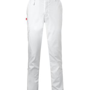 housut 8003-257 unisex valkoinen hoito