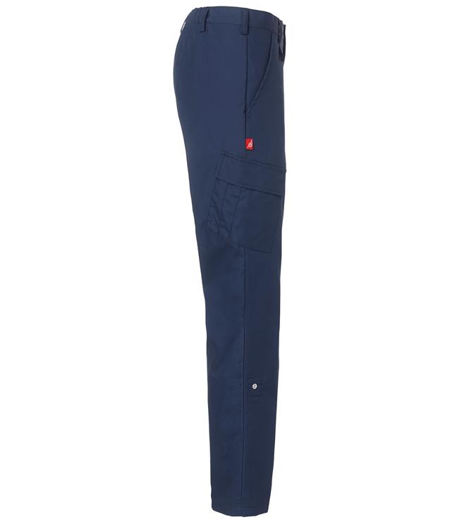 housut 8004-257 naisten laivastonsininen hoito sivusta