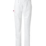 housut 8004-257 naisten valkoinen hoito