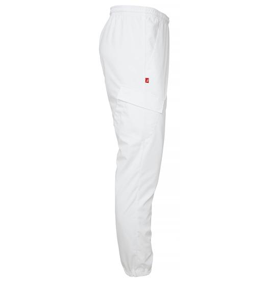 housut 8005 resori hoito valkoinen sivusta