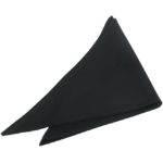huivi 0561-257 musta päähine