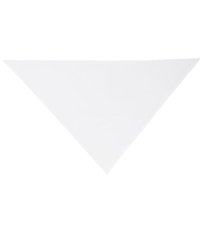 huivi 0561-257 valkoinen päähine taitettu