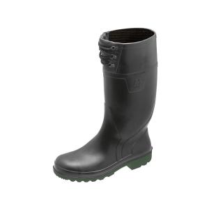 lightbootblack 51212 turvajalkineet saappaat musta kengät