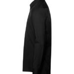 paita 1219-323 miesten kauluspaita musta sivusta