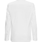 paita 1219-323 miesten kauluspaita valkoinen takaa