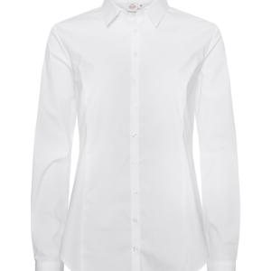 paita 1226-323 naisten stretch valkoinen