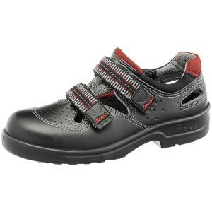 relaxs1 52236 sievi työjalkineet kengät musta