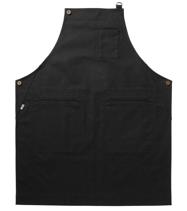 rintalappuesiliina 4077-282-segers musta taskut nahka edestä