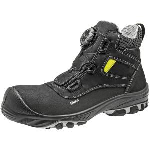 rollerhigh 52185 turvajalkineet kengät sievi musta