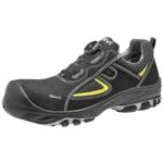 rollers3 52156 turvajalkineet kengät sievi musta