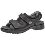rom2 12157 ammattijalkineet sievi kengät musta