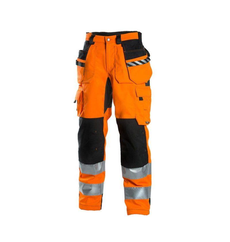 rt housut 6015 turva oranssi huomio