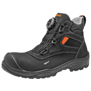 sievirollerhigh 52157 turvajalkineet sievi kengät musta