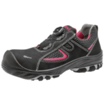 sweetroller 52184 sievi turvajalkineet kengät mustat