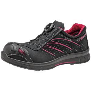 sweetroller 52354 turvajalkineet sievi kengät musta