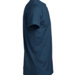 t-paita 1106-199 unisex laivastonsininen sivusta