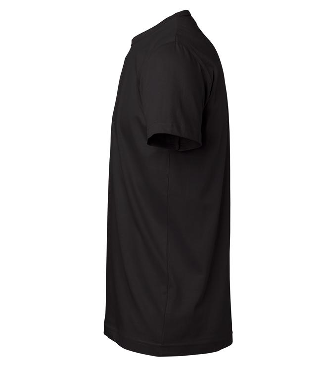t-paita 1106-199 unisex musta sivusta