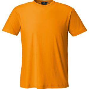 t-paita 1106-199 unisex oranssi
