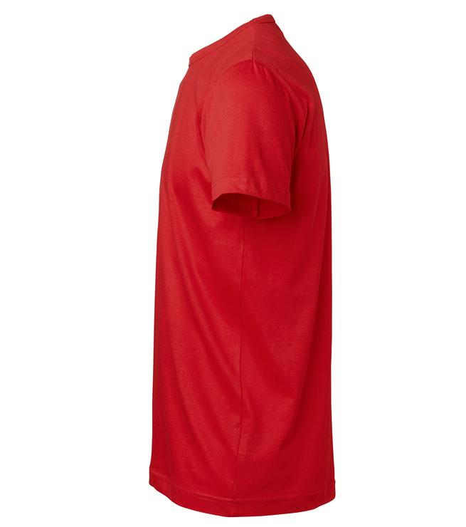 t-paita 1106-199 unisex punainen sivusta