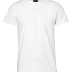 t-paita 1106-199 unisex valkoinen