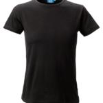 t-paita 6116-199 naisten musta