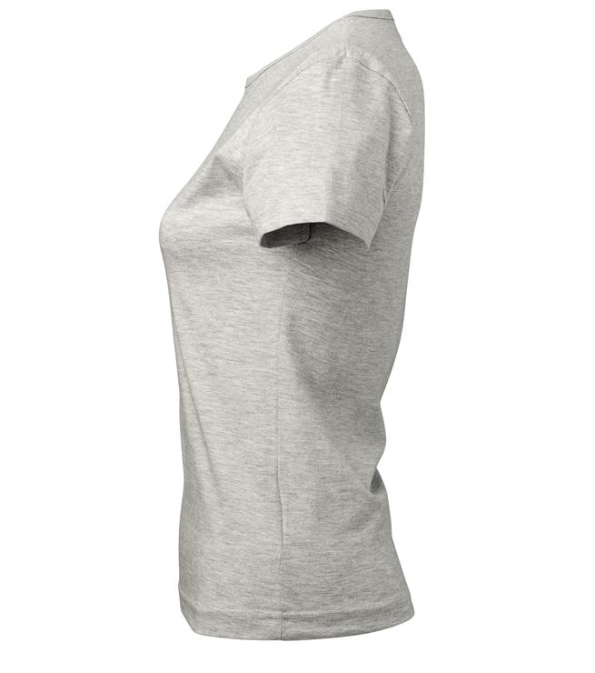 t-paita 6116-199 naisten vaaleanharmaa sivusta