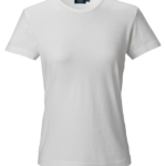 t-paita 6116-199 naisten valkoinen