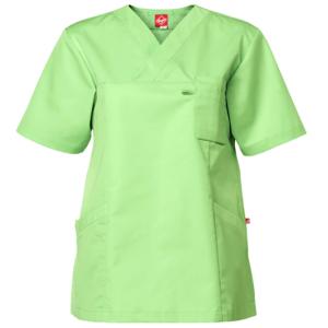 tunika 3510-257 naisten vihreä hoito