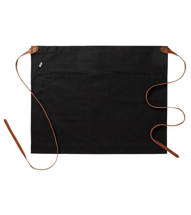 vyötäröesiliina 4060-282 musta taskut segers