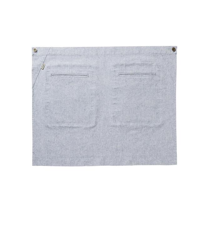 vyötäröesiliina 4060-769 sininen taskut segers edestä