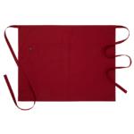 vyötäröesiliina 4061-282 tummanpunainen