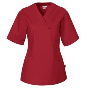 tunika 3536 naisten poistotuote punainen